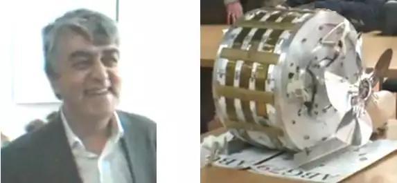 Muammer Yildiz и его мотор на постоянных магнитах