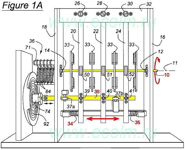 Stephen Kundel's магнитный мотор