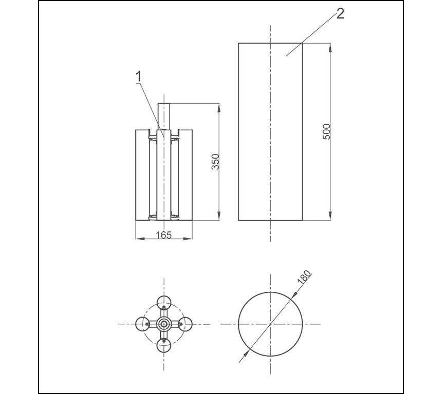 Теллурический элемент ТЭ-4