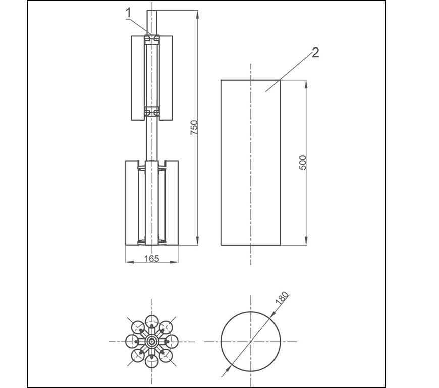 Теллурический элемент ТЭ-6