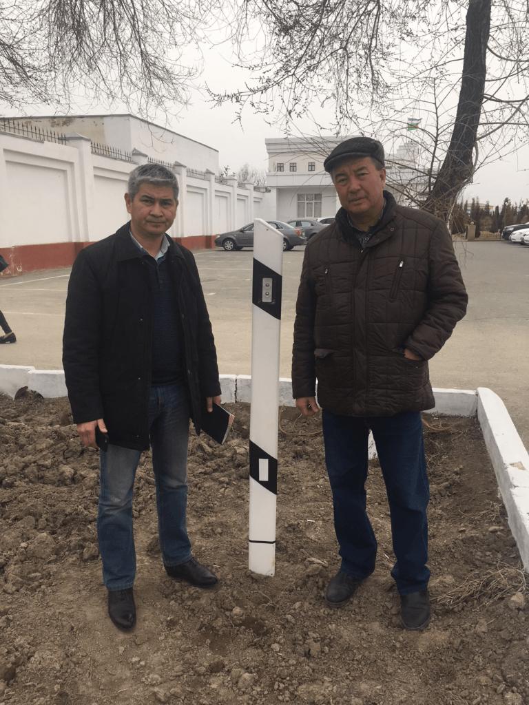 Каракалпакстан поддерживает Российские инновации на дорогах