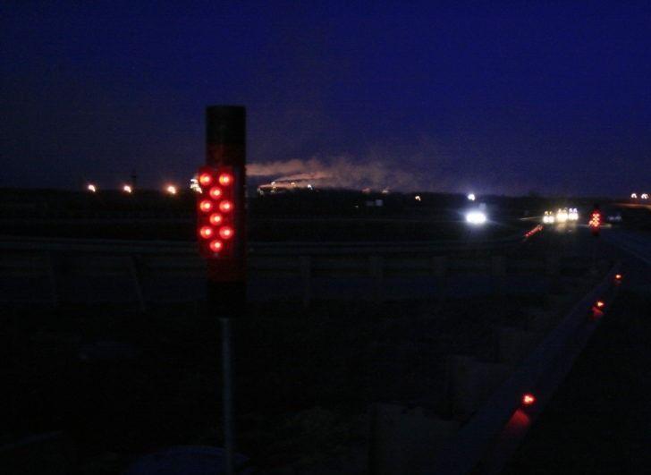 Дорожный фонарь Ф-6