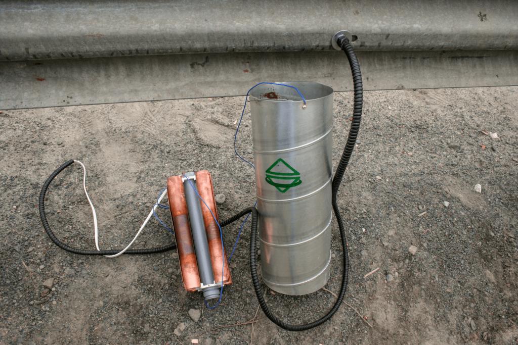 Республика Карелия земляная батарея