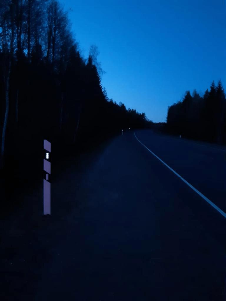 Трасса А181 Скандинавия